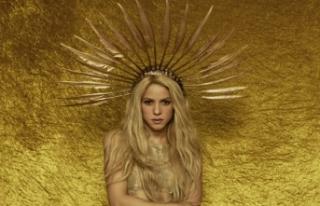 Shakira Gazze'deki zulme tepki için İsrail...
