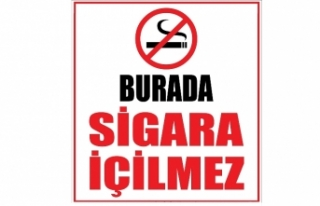 Sigara yasağına uymayanlara 240 milyon liranın...
