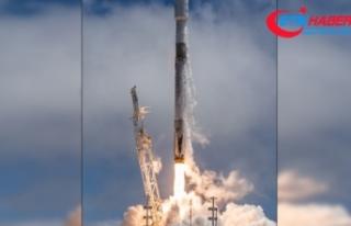 SpaceX Falcon 9 roketiyle 7 uydu fırlattı