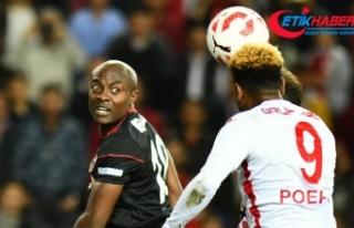 Spor Toto 1. Lig'de play-off yarı final rövanş...