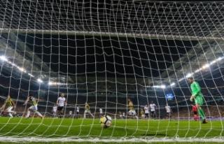 Spor Toto Süper Lig'in 'penaltı'...