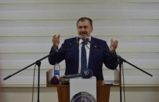 """""""Tarih Türk milletini çağırıyor"""""""