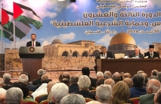 TBMM Başkanvekili Aydın'dan Filistinlilere...