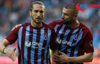 Trabzonspor'da sezonun öne çıkan oyuncuları