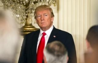 Trump'tan Çin ve AB'ye 'şımarık'...