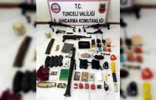 Tunceli'de 8 PKK'lının öldürüldüğü...