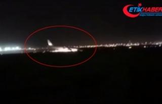 Türk pilot arızalanan yolcu uçağını böyle indirdi