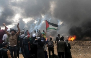 Türkiye, Filistin'deki katliamı Avrupa Konseyi'nde...