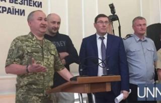 Ukrayna'da öldüğü açıklanan Rus gazetecinin...
