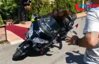 Ünlü Hollywood yıldızı İstanbul'da yaralandı