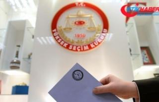YSK seçmen sayısını açıkladı
