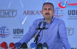 Adalet Bakanı Gül'den İnce'ye yanıt