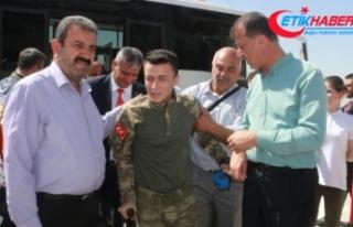 Afrin Gazisi: Üsteğmen, 'Son mermileri sakla'...