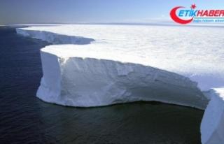 Antartika'da erime alarm seviyesinde