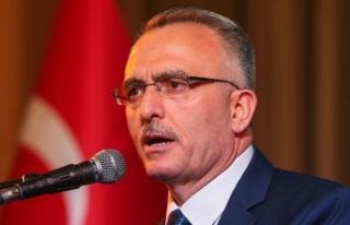 Maliye Bakanı Naci Ağbal: İktidara gelme ümitleri...
