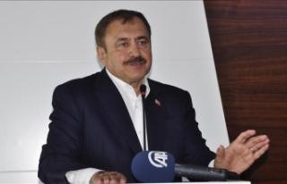 """Veysel Eroğlu'ndan """"GAP"""" açıklaması:"""