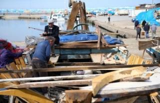 Bakan Fakıbaba'dan kıyı balıkçılarına...
