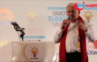 Başbakan Yıldırım: Cumhur İttifakı bölücü...