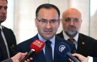 Başbakan Yardımcısı Bozdağ: İsmail Temel Paşanın...