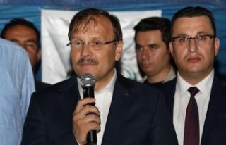 """""""Bunlar ahdetmişler Türkiye'nin mezarını..."""