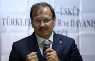 Başbakan Yardımcısı Çavuşoğlu: Bir proje adam...