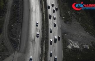 Başkentte bayram trafiği düzenlemesi