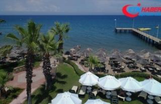 'Bayramda kıyı otelleri yüzde 100 dolu'