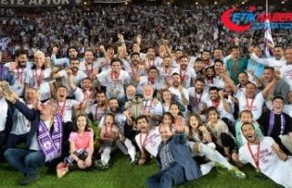 Beş yılda Süper Lig'in kapısına dayandılar