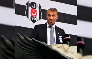 """""""Beşiktaş'ın adını dünya zirvesine yazdıracağız"""""""
