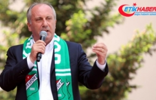 CHP'nin Cumhurbaşkanı adayı İnce: 81 milyona...