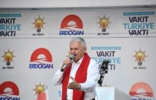"""""""Cumhur İttifakı Münbiç'te, Kandil'de terörü..."""