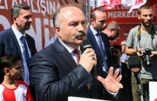 'Cumhur İttifakı ülkenin birliği ve beraberliğini...