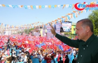 Cumhurbaşkanı Erdoğan: 24 Haziran'da mesele,...