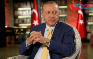 Cumhurbaşkanı Erdoğan: Milletimiz bu işi ikinci...