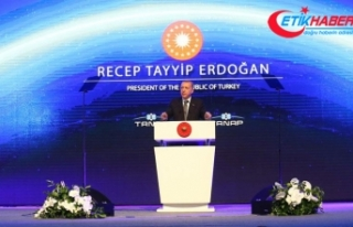 Cumhurbaşkanı Erdoğan: TANAP ile Türkiye transit...