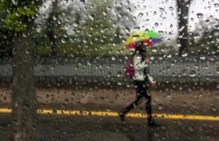 Bayramda yurdun büyük bölümünde yağış bekleniyor
