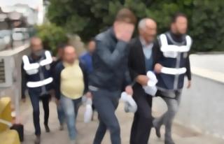 İzmir'de terör örgütü PKK operasyonu: 12...