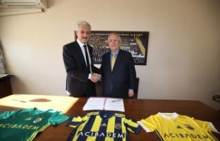 Fenerbahçe'ye sponsorluk şoku