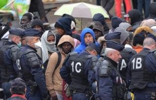 İtalya'nın kabul etmediği sığınmacılardan...