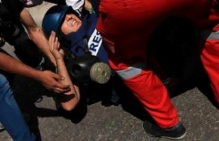 Gazze'deki 'Büyük Dönüş Yürüyüşü'...