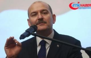 İçişleri Bakanı Soylu: Kandil'e az kaldı,...