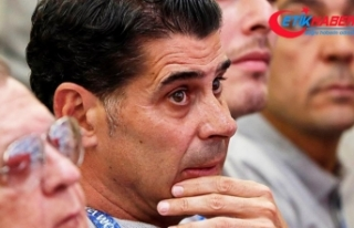 İspanya Milli Takımında Hierro dönemi