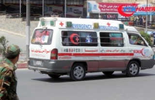 Kabil'de Kırsal Kalkınma Bakanlığında intihar...