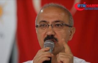 Kalkınma Bakanı Elvan: Türkiye büyüyor, büyümeye...