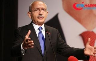Kılıçdaroğlu: Cumhurbaşkanı 81 milyonu kucaklamak...