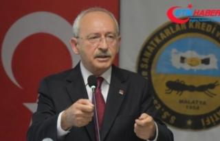Kılıçdaroğlu: İlk yapacağımız işlerden bir...
