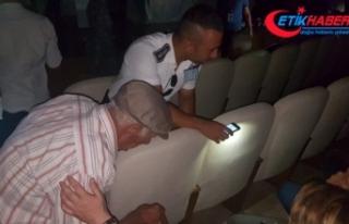 Kılıçdaroğlu'na Antalya'da elektrik şoku