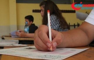 Liselere girişte ilk kez uygulanan merkezi sınav...