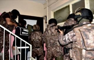 Malatya ve İstanbul'da uyuşturucu operasyonu:...