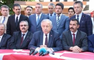 Celal Adan: MHP, Türkiye'de demokrasi tarifini...